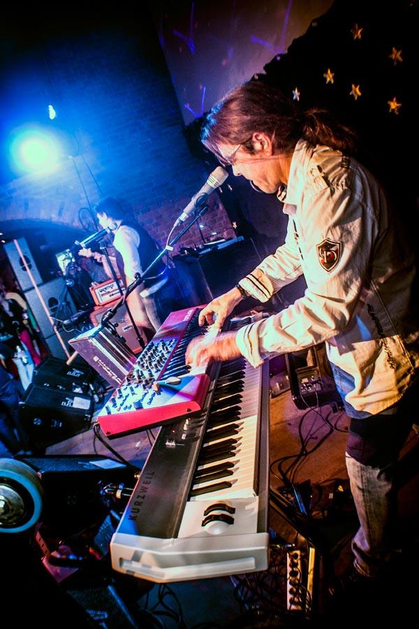 Stephan - Keyboard und Gesang