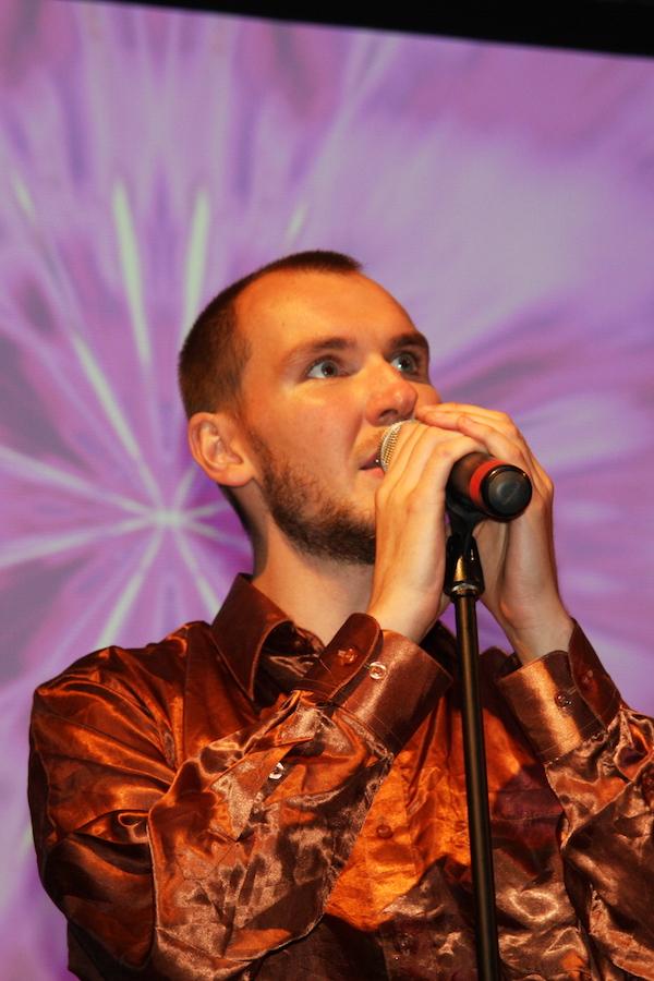 Dominik - Gesang